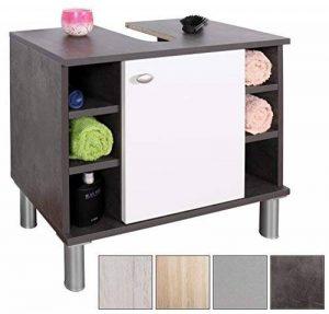 meuble salle de bain bois 60 cm TOP 13 image 0 produit