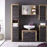 meuble salle de bain bois 60 cm TOP 2 image 2 produit