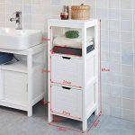 meuble salle de bain grande vasque TOP 6 image 2 produit