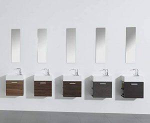 meuble vasque 40 cm TOP 1 image 0 produit