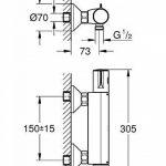mitigeur thermostatique grohe TOP 9 image 1 produit