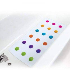 Munchkin Tapis de Bain Rigolo à Pois de la marque Munchkin image 0 produit