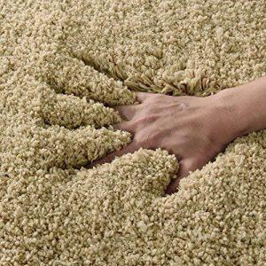 Norcho Tapis de Bain Anti-Glissant Antibacterienne Microfibre Carpette Souple pour Salle de Bain (Kaki 80x50cm, 80x50cm) de la marque Norcho image 0 produit
