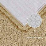 Norcho Tapis de Bain Anti-Glissant Antibacterienne Microfibre Carpette Souple pour Salle de Bain (Kaki 80x50cm, 80x50cm) de la marque Norcho image 3 produit
