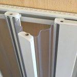 Pare baignoire de douche 160 CM H150 PVC mod. Delfi avec ouverture latérale de la marque Forte image 4 produit