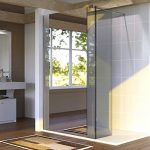 paroi de douche miroir TOP 1 image 1 produit