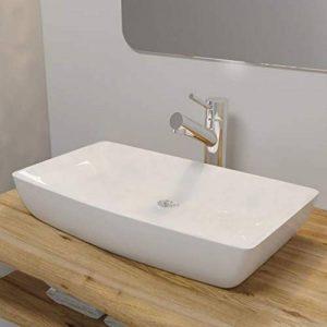 plan salle de bain rectangulaire TOP 1 image 0 produit