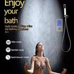 pomme de douche avec lumière TOP 10 image 1 produit