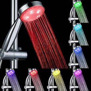 pommeaux de douche lumineux TOP 3 image 0 produit