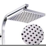 Réduction pour Prime Day: Auralum® Colonne de Douche carré System de Douche avec Mitigeur Thermostatique Rainshower de la marque AuraLum image 4 produit