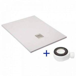 Receveur de douche extra plat blanc Ral 9003 75X150 de la marque TEGLER image 0 produit