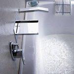 robinet baignoire cascade mural TOP 0 image 1 produit