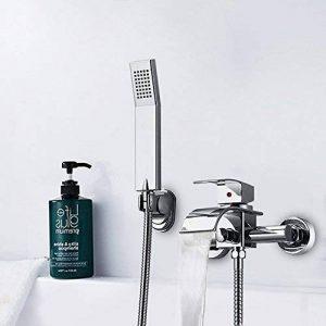 robinet baignoire cascade mural TOP 11 image 0 produit