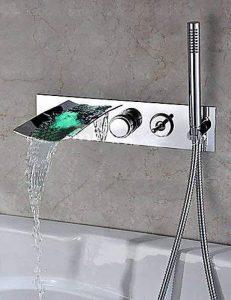 robinet baignoire cascade mural TOP 5 image 0 produit