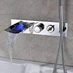 robinet baignoire cascade mural TOP 5 image 1 produit