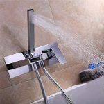 robinet baignoire cascade mural TOP 6 image 1 produit