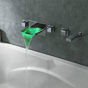robinet baignoire cascade mural TOP 9 image 0 produit