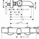 robinet bain thermostatique TOP 6 image 3 produit