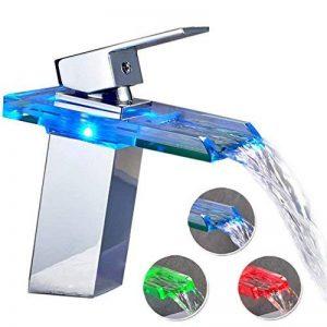 robinet cascade pour vasque TOP 1 image 0 produit