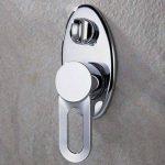 robinet de baignoire cascade conduit avec douchette extractible (support mural) de la marque Good fixture image 4 produit