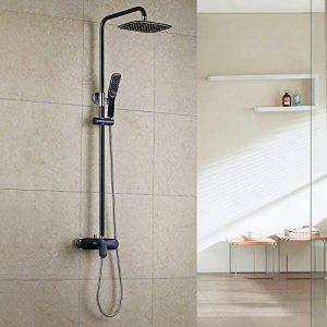 robinet de douche noir TOP 1 image 0 produit