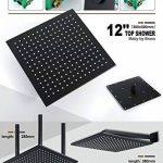 robinet de douche noir TOP 13 image 3 produit