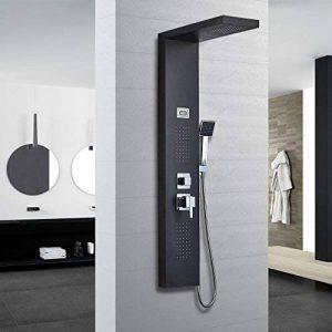 robinet de douche noir TOP 2 image 0 produit