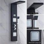robinet de douche noir TOP 4 image 2 produit