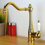 robinet doré TOP 0 image 1 produit