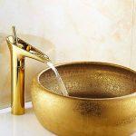 robinet doré TOP 2 image 1 produit