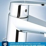 robinet lave main grohe TOP 2 image 2 produit