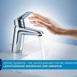 robinet lave main grohe TOP 2 image 3 produit