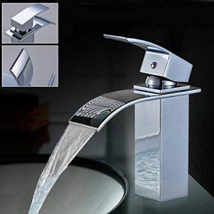 robinet salle de bain cascade TOP 4 image 0 produit