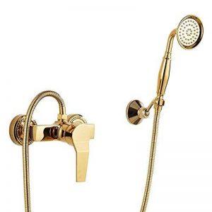 robinet salle de bain doré TOP 10 image 0 produit