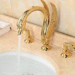 robinet salle de bain doré TOP 2 image 1 produit