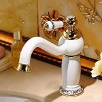 robinet salle de bain doré TOP 4 image 1 produit