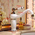 robinet salle de bain doré TOP 4 image 4 produit