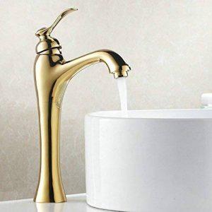 robinet salle de bain doré TOP 5 image 0 produit