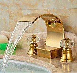 robinet salle de bain doré TOP 6 image 0 produit