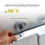 robinets thermostatiques pour douches TOP 8 image 2 produit