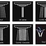 santras Douchette–Triple réglable–Noir de la marque Santras image 4 produit