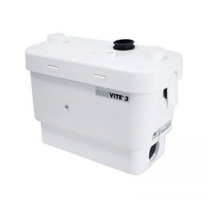 SFA SANIVITE Pompe de relevage silencieuse pour salle de bain de la marque SFA image 0 produit