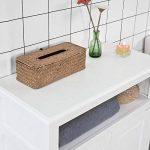 SoBuy FRG204-W Meuble Bas de Salle de Bain Armoire Toilette Buffet Commode – Blanc de la marque SoBuy image 3 produit