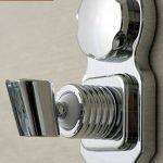 Support réglable pour douchette Yukales - Montage sans perçage, avec ventouse de la marque Yulakes image 3 produit