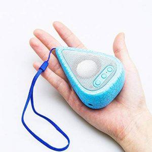 Sycotek Douche Haut-parleur Bluetooth résistant à l'eau enceinte Colonne, Noir de la marque SYCOTEK image 0 produit