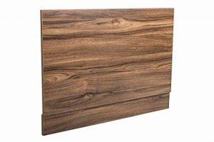 Tablier de baignoire 80cm en bois effet Noyer Salle de bains de la marque Aquariss image 0 produit