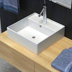 vasque carrée TOP 0 image 0 produit