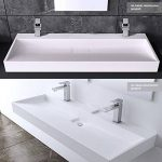 vasque double robinet TOP 1 image 3 produit