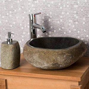 vasque en pierre TOP 11 image 0 produit