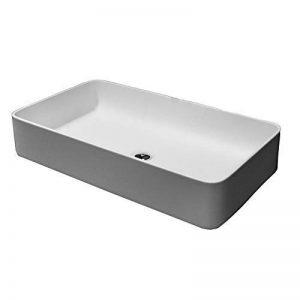 vasque rectangulaire céramique TOP 1 image 0 produit